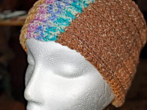 Hand knitted Headbands