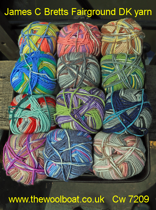 Fairground yarn